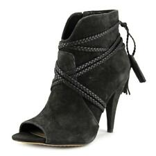 Vince Camuto Astan    Peep-Toe Suede  Ankle Boot NWOB