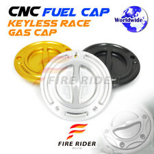 FRW 3Color CNC Fuel Cap For Yamaha YZF R1 98-13 99 00 01 02 03 04 05 06 07 08 09