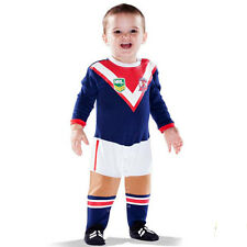 NRL Sydney Roosters Infant Footysuit Sizes 000 - 1