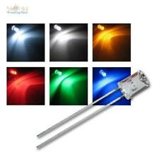 LED 5MM WATER CLEAR LENS CONCAVE All Colours, Concave LEDs 5 mm, LEDs NEW