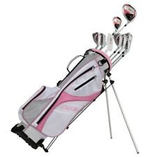 GolfGirl FWS3 Ladies Complete All Graphite Golf Clubs Set with Stand Bag