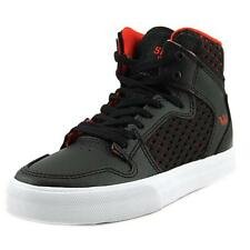 Supra Vaider   Round Toe Leather  Sneakers