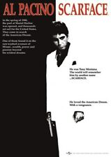 New Scarface Movie Score Al Pacino - Scarface Poster