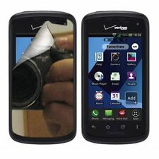 For PANTECH MARAUDER ADR910L Mirror Screen Protector LCD Film Shield Cover
