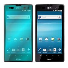 Clear Matte Anti-Glare LCD Screen Protector Cover Sony  XPERIA ION LT28I