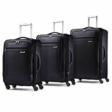Samsonite Solyte 3-Piece Expandable Spinner Set; 20 ,25 , and 29 Expandable