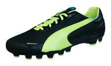 Puma evoSPEED 2.2 AG Mens Soccer Cleats / Football Boots - Black