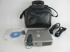 Dell 3200MP DLP Front Projector w/Case, Manual, CD, Power Cable - 49 Hours!