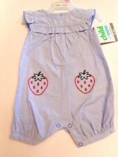 Baby girls strawberries 1 piece Girls clothes Baby outfits Carter's NB to 24 mos