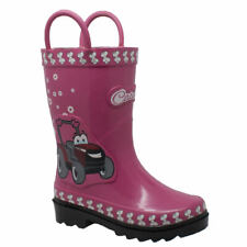 """Case IH 3D """"Fern Farmall"""" Rubber Boot Kids Toddler-Youth Boot"""