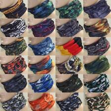 Sports Riding Bicycle Motorcycle Turban Magic Headscarf Headband Veil Face Mask