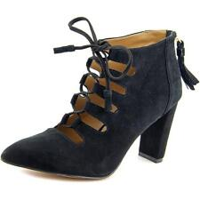 Adrienne Vittadini Neano   Pointed Toe Suede  Bootie