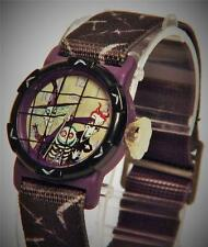 NIGHTMARE BEFORE CHRISTMAS 1993 TIMEX WATCH L,S & B MIB!