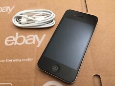 Apple iPhone 4 8GB 16GB 32GB - (AT&T/Unlocked) - WIFI A1332 Camera Smartphone