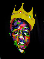 THE NOTORIOUS B.I.G. RAP HIP-HOP BIGGIE SMALLS OFFICIAL MERCHANDISE T-SHIRT NWT