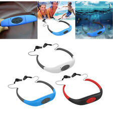 Quality Waterproof Headset MP3 Player FM Radio Swimming Surfing Diving Headphone