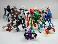 Lego Bionicle Technic Toa Nuva Metro Nui Barraki Turaga some COMPLETE [CHOICE]