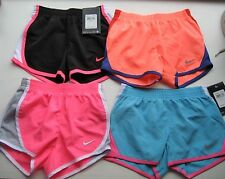 NWT NIKE GIRLS SHORTS ATHLETIC TENNIS SOCCER SIZE 4 TEMPO