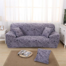 Stretch Sofa Slipcover Furniture Protector Dog Cat Pet 1/2/3-seater Gray