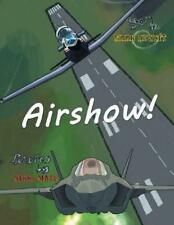 Airshow by Mark A. Hewitt (English) Paperback Book Free Shipping!