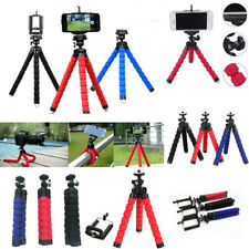 Portable MINI Octopus Stand Tripod Flexible Mount Holder for iPhone  Cell Camera