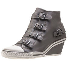 Ash Genial Womens Wedges Grey New Shoes