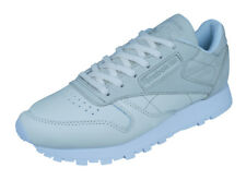 Reebok Classic Leather Sea You Later Womens Trainers / Retro Shoes - All White