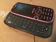 Samsung Gravity 2 SGH-T469 - (T-Mobile) - Slider QWERTY Camera Cellular Phone