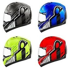 Icon Alliance Overlord Motorcycle Helmet / Red - All Sizes