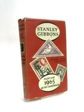 Stanley Gibbons Postage Stamp Catalogue  Book (Stanley Gibbons) (ID:83374)