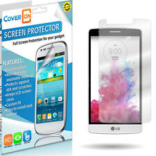 Clear Anti-Glare Screen Protector Phone LCD Cover Guard Film for LG G3 Vigor