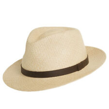 HAVANA SORRENTO Panama Straw Hat SNAP BRIM Dress