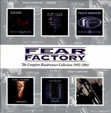FEAR FACTORY - THE COMPLETE ROADRUNNER COLLECTION 1992-2001 [PA] NEW CD