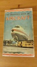 Vintage Collectible Observer's Book of Aircraft (1970 Edition)