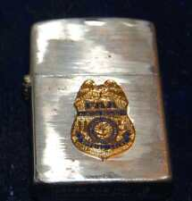 FAA Federal Aviation Administration Badge Cigar Cigarette Lighter Free Shipping