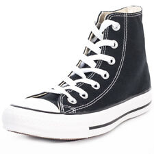 Converse Chuck Taylor All Star Unisex Black White Canvas Trainers