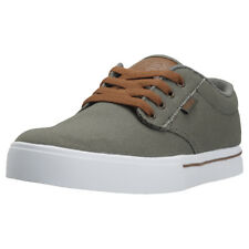 Etnies Jameson 2 Eco Mens Olive Tan Canvas Trainers