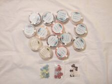NIP Stampin' Up! Buttons Designer, Corduroy, Sutbltes, Bitty