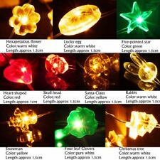 10/18/20/30 LED Battery Operated String Fairy Light Xmas Party Weddinng Lamps