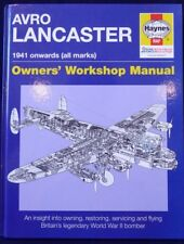 Haynes Owners Manual for Avro Lancaster 1941 ##gaOAD69BS