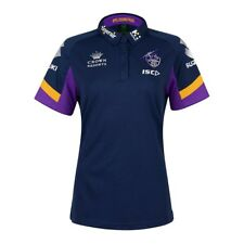 NRL Melbourne Storm 2018 Midnight Marle Polo - Ladies  Sizes 8 - 18