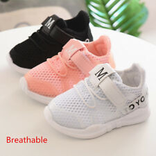 Breathable Kids Boys Child Sports Running Shoes Baby Infant Casual Shoes Mesh