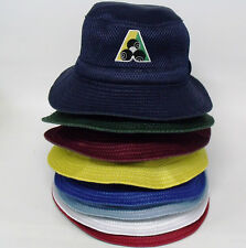 BA Logo Lawn Bowls Mesh Hat Variety of colours available Folds flat