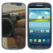 Samsung GALAXY S III 3 I747 I535 T999 L710 I9300 Mirror Screen Protector Cover