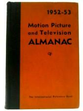 1952-53 Motion Picture and T (Aaronson, Charles S. Edited By. - 1952) (ID:07102)
