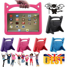 For Amazon Kindle Fire 7 Kids Children Safe ShockProof Handle Stand Cover Case