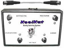 KoolKat's 4 Button Footswitch for Marshall TSL60