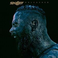 Unleashed by Skillet (Christian Rock) (CD, Aug-2016, Atlantic (Label))