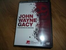 JOHN WAYNE GACY, A MONSTER IN DISGUISE, CRIME & INVESTIGATION NETW... -  CD LMVG
