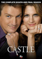 Castle:The Eighth Season 8 (DVD, 2016, 5-Disc)  NEW *FREE SHIPPING* US SELLER